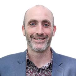 Dr. Brendan John Lambe